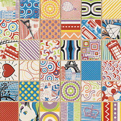 Dekostock Mosaics | Voyage | Mosaici ceramica | Dune Cerámica