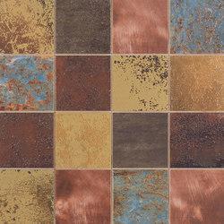 Dekostock Mosaics | Oxide | Keramik Mosaike | Dune Cerámica