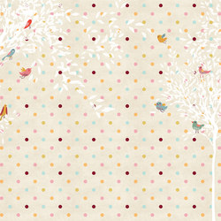 Chloe | Revestimientos de paredes / papeles pintados | LONDONART
