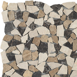 Dekostock Mosaics | Shambala | Mosaïques en pierre naturelle | Dune Cerámica