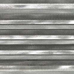 Ephemeral Visions | Alea Grey | Metal tiles | Dune Cerámica