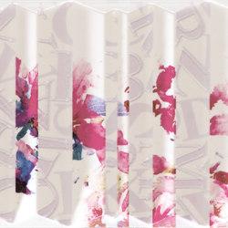 Ephemeral Visions | Folding Flowers | Ceramic tiles | Dune Cerámica