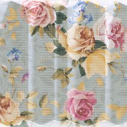 Ephemeral Visions | Folding Roses | Ceramic tiles | Dune Cerámica