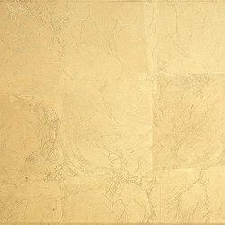 Foglio | Pan De Oro | Glass tiles | Dune Cerámica
