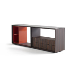 Matrioska Credenza | Caissons | Knoll International