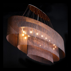 Elliptical 3-Tier - 1600 -  suspended | Suspended lights | Willowlamp