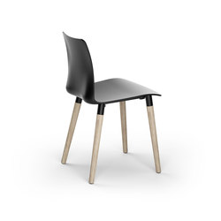 Mood Wood | Canteen chairs | Randers+Radius