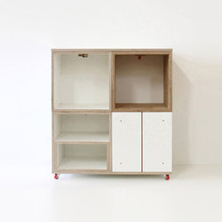 Paruz Regal | Office shelving systems | Andreas Janson