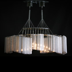 Elongated Faraway Tree - 1600 | Suspended lights | Willowlamp