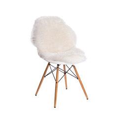 Felle - weiße Lammfelle | Coussins d'assise | Manufakturplus