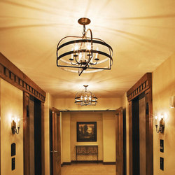 Aldari 6 LT Chandelier | General lighting | 2nd Ave Lighting