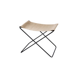 Hardoy | Footrest Linen | Tables d'appoint | Manufakturplus