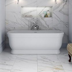 Hollywood Bathtub | Bathtubs oval | Devon&Devon