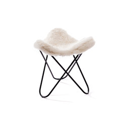 Hardoy | Stool Sheepskin | Taburetes | Manufakturplus