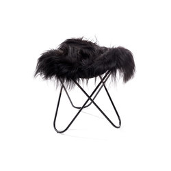 Hardoy | Stool Sheepskin | Tabourets | Manufakturplus