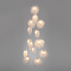 Crystal Shell | Suspended lights | Shakuff