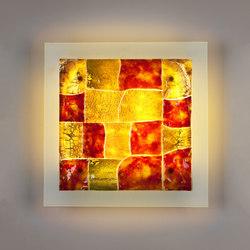 Fused Glass Lightbox | Iluminación general | Shakuff