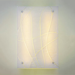 Fused Glass Lightbox | Iluminación general | Shakuff