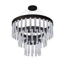 Aquagen 3 Tier Chandelier | Allgemeinbeleuchtung | 2nd Ave Lighting