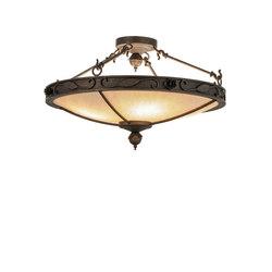 Arabesque Flush Mount | General lighting | 2nd Ave Lighting