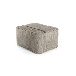 Mia Pouf Stone | Poufs | Nanimarquina