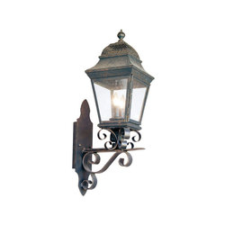 Arnette Lantern Wall Sconce | Outdoor wall lights | 2nd Ave Lighting