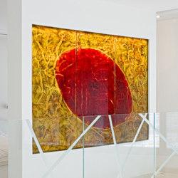 Painted Art Glass | Allgemeinbeleuchtung | Shakuff