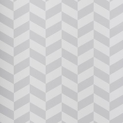 Wallpaper Angle - Grey | Wall coverings / wallpapers | ferm LIVING