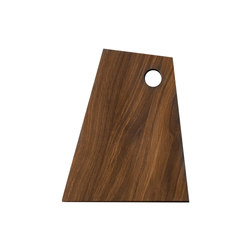 Asymmetric Cutting Board - Small | Schneidebretter | ferm LIVING