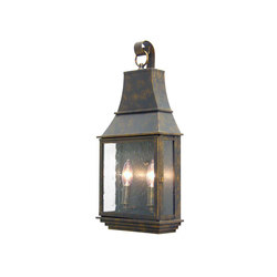 Bastille Pocket Lantern Wall Sconce | Iluminación general | 2nd Ave Lighting