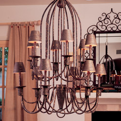 Bell Chandelier | General lighting | 2nd Ave Lighting
