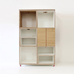 Paruz Regal | Shelving | Andreas Janson
