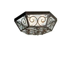 Camilla Ceiling Mount | Allgemeinbeleuchtung | 2nd Ave Lighting