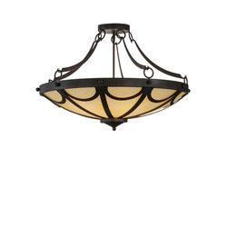 Carousel Semi-Flushmount | General lighting | 2nd Ave Lighting