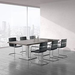 Sono conference table | Contract tables | RENZ