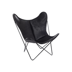 Hardoy | Butterfly Chair | Organic Buffalo Leather | Poltrone | Manufakturplus