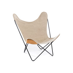 Hardoy | Butterfly Chair | Linen | Fauteuils | Manufakturplus