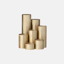 Brass Pencil Holder | Portalápices | ferm LIVING