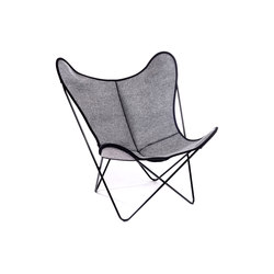 Hardoy Butterfly Chair Loden Schladminger | Lounge chairs | Manufakturplus