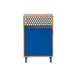 Cabinet - Blue | Night stands | ferm LIVING