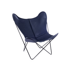 Hardoy | Butterfly Chair | Neck Leather | Fauteuils | Manufakturplus