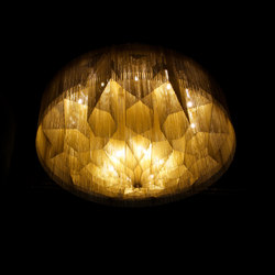 Mandala No.2 - 1000 - ceiling | Lampade plafoniere | Willowlamp