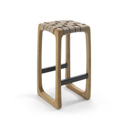 Bungalow Bar Stool | Taburetes de bar | Riva 1920