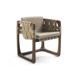 Bungalow Dining Chair | Sillas | Riva 1920