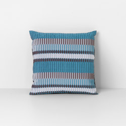 Salon Pleat Sea Cushion | Coussins | ferm LIVING