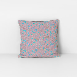 Salon Flower Rose Cushion | Coussins | ferm LIVING