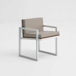 Saler Soft Teak Chair | Garden chairs | GANDIABLASCO
