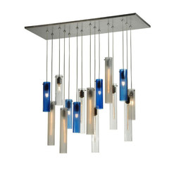 Cilindro 15 LT Cascading Pendant | Allgemeinbeleuchtung | 2nd Ave Lighting