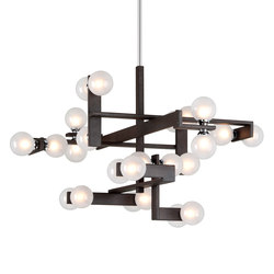 Network | Suspended lights | Troy Lighting