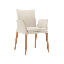 Ensemble | 941 12 | Visitors chairs / Side chairs | Tonon